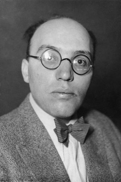 """Der Komponist der """"Dreigroschenoper"""": Kurt Weil, Wien 1932 Rechteinhaber: Deutsches Bundesarchiv https://commons.wikimedia.org/wiki/File:Bundesarchiv_Bild_146-2005-0119,_Kurt_Weill.jpg?uselang=de"""