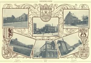 """Niederlagen der Schultheiss – Brauerei in verschiedenen Städten Quelle: Festschrift """"Die Schultheiss – Brauerei in Vergangenheit und Gegenwart"""", Berlin 1910, S.18."""