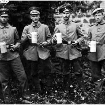 Alkohol im ersten Weltkrieg